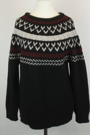 Anine Bing Maglione di lana multicolore Lana