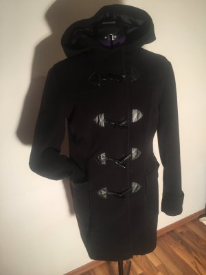 Aniston Duffle-coat noir