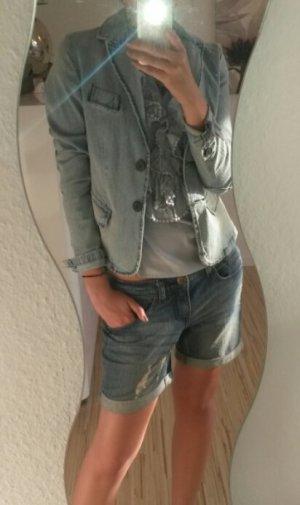 Aniston Jeansjacke, hellblau