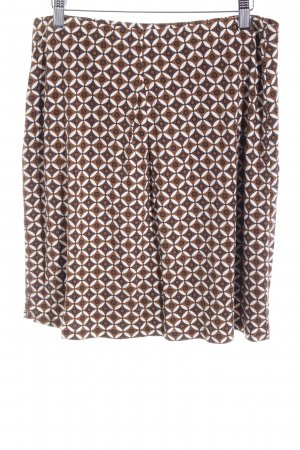 Aniston Miniskirt abstract pattern casual look