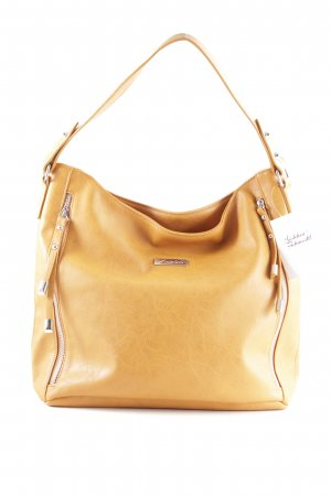 Aniston Shoulder Bag light orange casual look