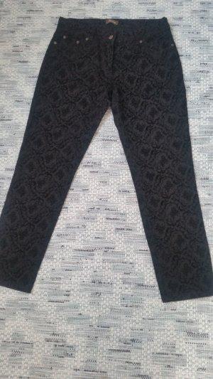 Aniston Corduroy Trousers black
