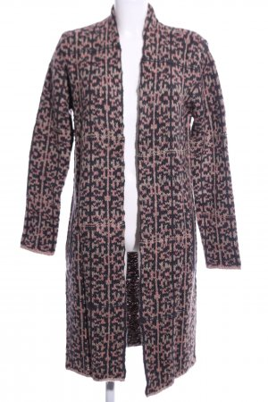 Aniston Manteau en tricot imprimé allover style d'affaires