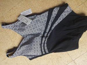 ANITA  Prothesen-Badeanzug,  schwarz-weiß / NEU  mit Etikett  gr. 44