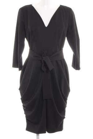 Anja Gockel Tunic Dress black casual look