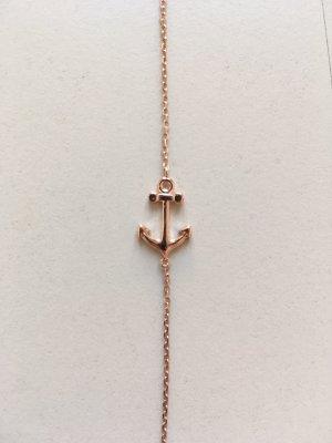 Bracelet rose-gold-coloured stainless steel