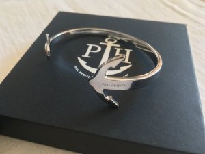 Paul Hewitt Bangle silver-colored stainless steel