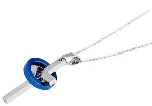Anker-Halskette der Marke Akzent Neu
