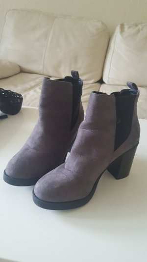 ankle boot anthrazit