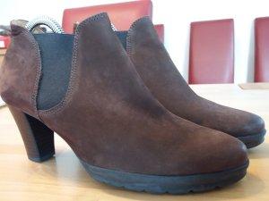 Gabor Low boot brun foncé