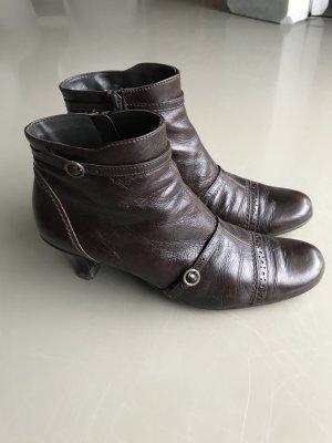 Ankle Bootie aus Leder Paul Green