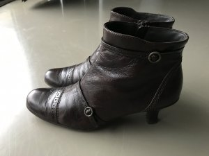 Ankle Bootie aus Leder Paul Green