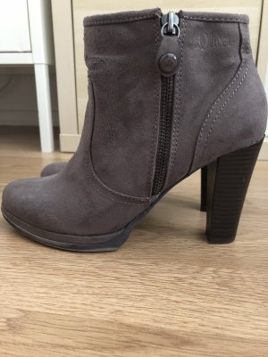 s.Oliver Ankle Boots grey