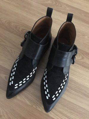 Ankle Boots aus Leder  von & other stories