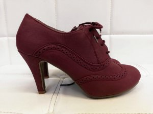 Ankle Boots Bordeauxe