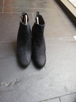 Ankle boots empodium Stiefeletten Wildleder blau 41