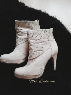 Marco Tozzi Low boot beige clair