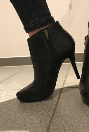Carma Shoes Botas de tobillo negro