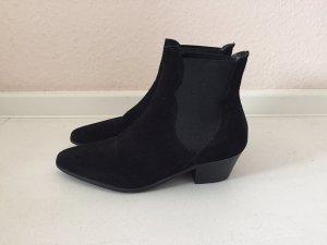 Ankle Boots im Isabel Marant Stil