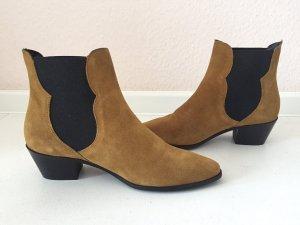 Ankle Boots im Isabel Marant Stil - NEU