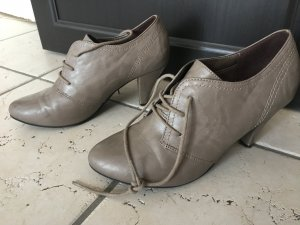 Ankle Boots in taupe, Gr. 38
