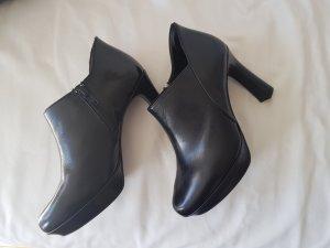 Ankle Boots  Leder Schwarz Högl 37