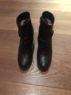 Ankle Boots Leder Unisa