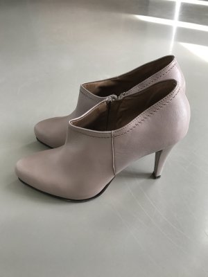 Ankle Boots Nude