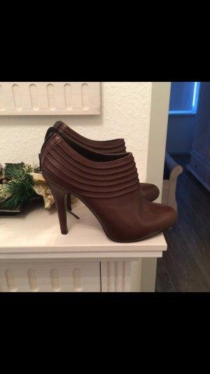 Ankle boots pu leder