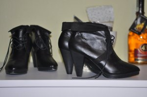 Ankle-Boots Schnürer H&M
