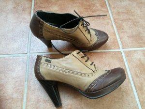 Ankle Boots, Schnürpumps*NEU* Echtleder gr.38