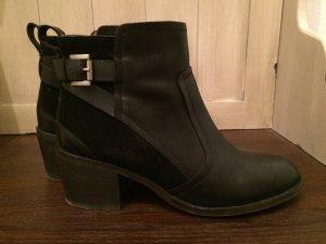 Ankle Boots schwarz 38