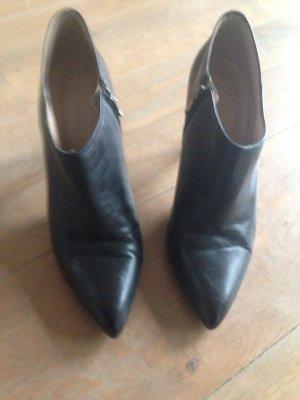 Ankle Boots schwarz Hallhuber