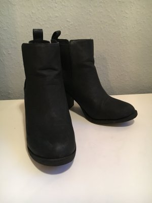 Ankle Boots Stiefeletten Black