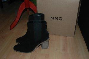 Ankle Boots, Stiefeletten von Mango Gr 41 Wildleder *NEU*
