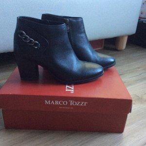Ankle Boots / Stiefeletten von Marco Tozzi NEU; Größe 37; warm gefüttert