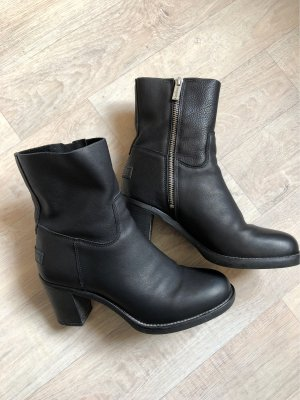 Ankle Boots/ Stiefellette von Shabbies Gr. 39