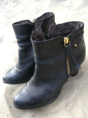 ankle boots tamaris schwarz gr 38