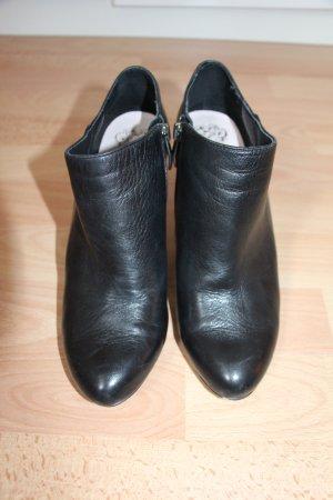 Ankle Boots Vince Camuto, schwarz, wie NEU!
