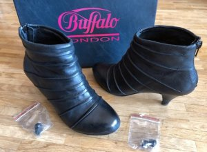 Buffalo Low boot noir