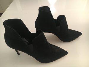 Ankle Boots von Casadei in schwarz (Vorjahreskollektion)