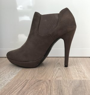Ankle-Boots von Mia & Jo in taupe