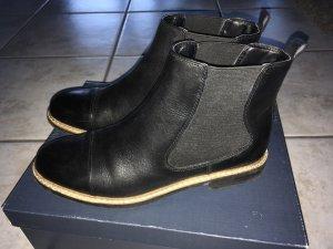 Pier one Bottines à enfiler noir cuir