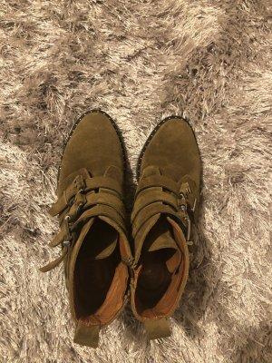 Ankle Boots Wildleder