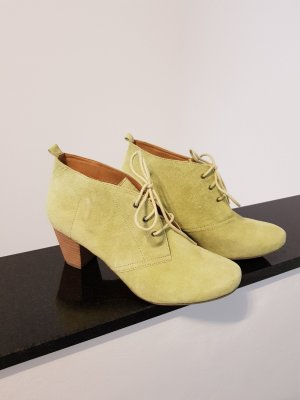 Pier one Ankle Boots pale green