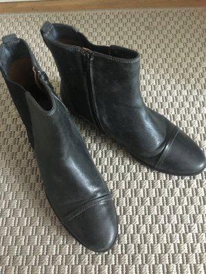 Belmondo Low boot gris anthracite
