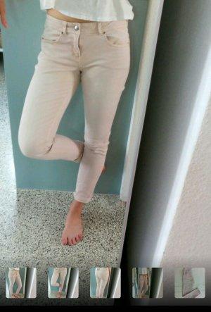 Ankle Cut Jeans mit Stretch