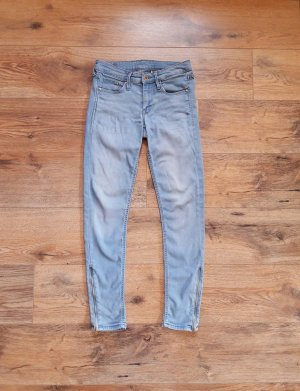 Ankle Jeans blau Gr. 27