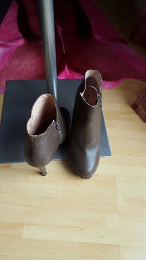 ANKLEBOOTS  mit Plateau GR.38