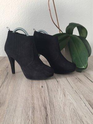 Ankleboots schwarz H&M
